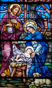 stained-glass-window-of-nativity