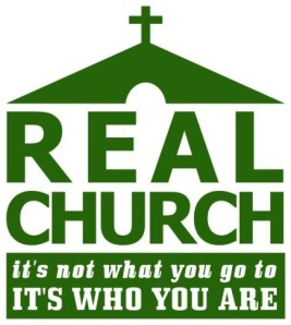 real church logo