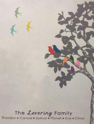 levering family portrait--birds sm