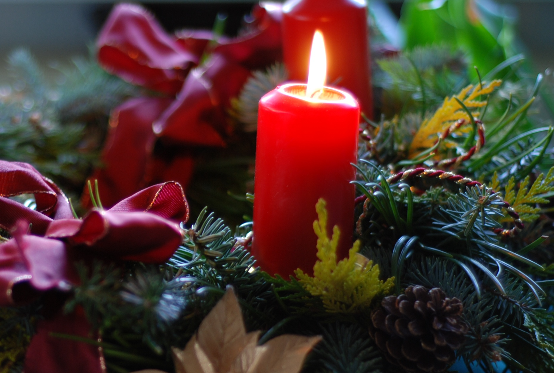 advent-1348639 & A Reading for the First Sunday of Advent | in the meantime