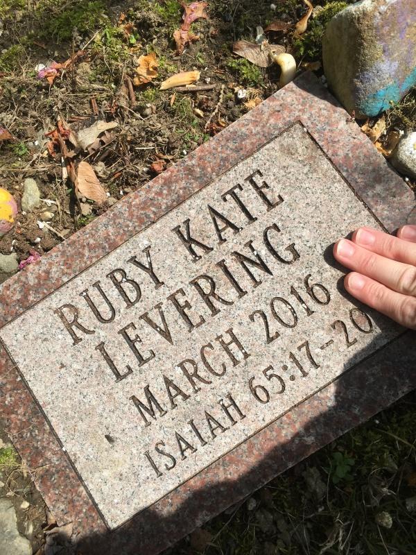 ruby's stone